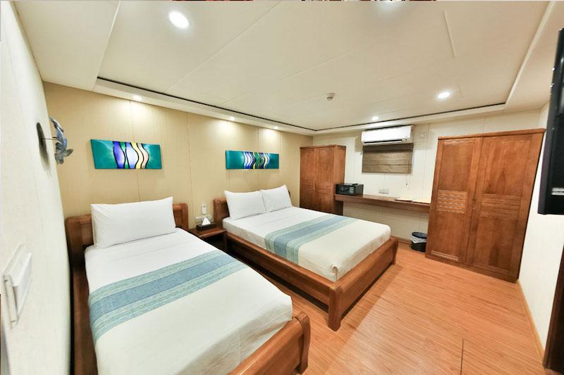 Carpe Vita standard room